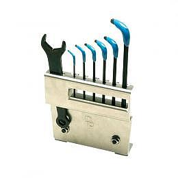XL650 Toolholder with Wrench set