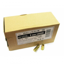 9mm Para S&B 124 gr VE 250