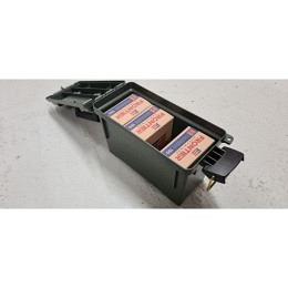 223 Remington Hornady Frontier VE450 inkl Munitionsbox