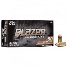 45ACP Blazer 230gr FMJ VE50