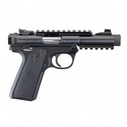 """Ruger Pistole, Mark IV 22/45 Tactical, .22 LR, Black Oxide, 4.40"""", 10 Schuss"""