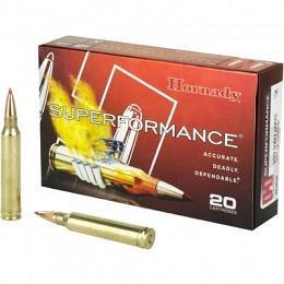 300 Win Mag Hornady SUPERFORMANCE® 165 gr GMX® VE20