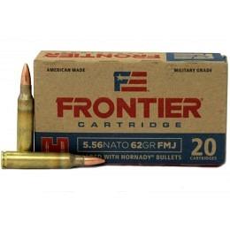 5.56 Nato Hornady FRONTIER® 62 gr FMJ VE20