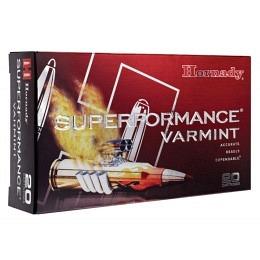 222 REM Hornady SUPERFORMANCE® VARMINT™ 35 gr NTX® VE20