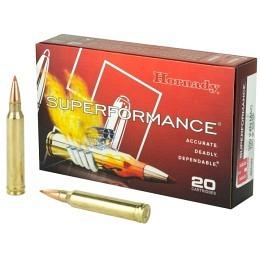 300 Win Mag Hornady SUPERFORMANCE® 180 gr SST® VE20