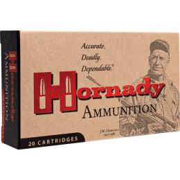 338 Lapua Magnum Hornady MATCH™ 285 gr ELD® VE20
