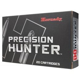 338 Lapua Magnum Hornady Precision Hunter® 270 gr ELD-X® VE20