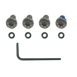 Tandemkross Titanium Grip Screws für SW22 Victory™, Ruger® 22/45