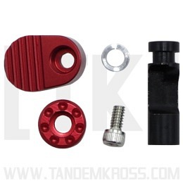 """Tandemkross """"Blast Shield"""" Mag Disconnect Replacement Ruger® MKIV/MKIV 22/45"""