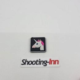 JTG Unicorn Rubber Patch Color