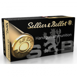 38 Special S&B WC 148gr VE50