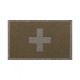Clawgear Switzerland Flag Patch RAL7013