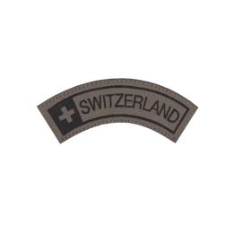 Clawgear Switzerland Small Tab Patch RAL7013
