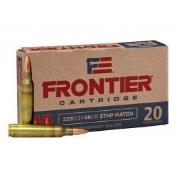 223 Remington Hornady FRONTIER® 68 gr BTHP MATCH™  VE20