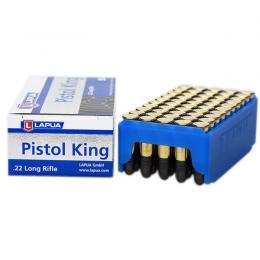 22 LR Lapua Pistol King VE50