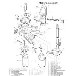 Ersatzteile Dillon XL650 Plattform