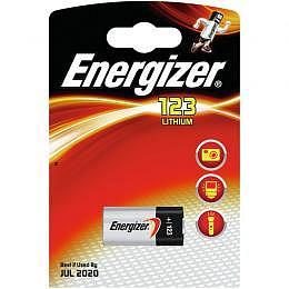 Batterien 123Energizer Ultimate