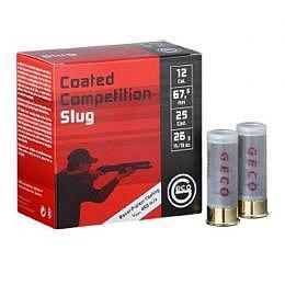12 / 67.5 Slug Geco Competition 26 g VE25