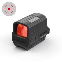 Holosun HE512T-RD Elite Solar Red Circle Dot Sight Black