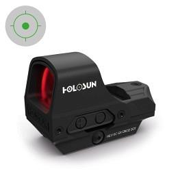 Holosun HE510C-GR Elite Green Dot Sight Black