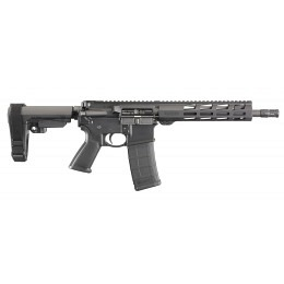 """Ruger AR-556 Pistol, 5.56 Nato, 10.50"""", 30 Schuss Magazin"""