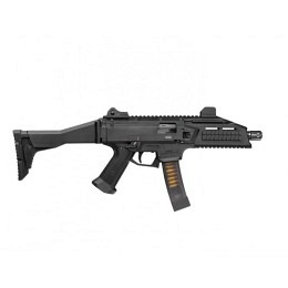 Halbautomat CZ Scorpion EVO S1 9mm Para Gewinde 18x1mm