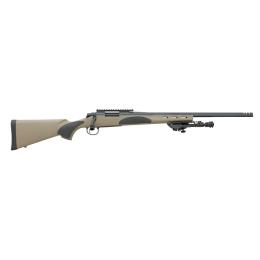 "Remington Repetierer 700VTR, Kal. .308Win, 22"" FDE Kunststoffschaft, Picatinny, 2-Bein"
