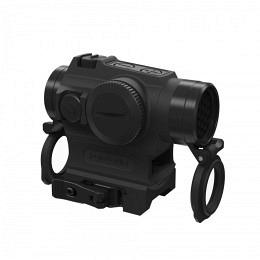 Holosun HE515GT-RD Elite Red Circle Dot Sight Black