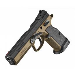CZ75 TS2 Deep Bronze 9mm Para