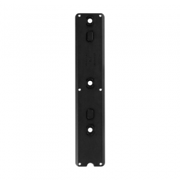 Magpul M-LOK Dovetail Adapter 4 Slot for RRS/ARCA Interface Black