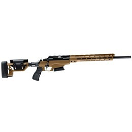 "Tikka T3x TACT A1, Coyote Brown, 308 Win, 10 rds, 24"" (610 mm), MT5/8-24, picatinny 0MOA, with MB"