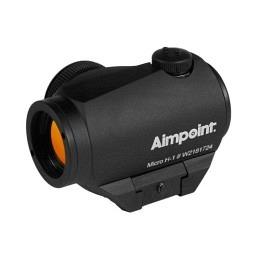 Aimpoint® Zielgerät Micro H-1 Schwarz 2MOA
