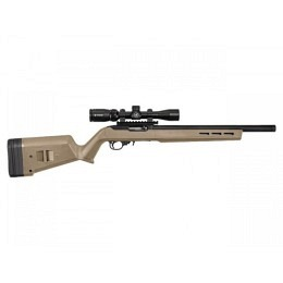 Magpul Hunter X-22 Stock for Ruger 10/22 Dark Earth