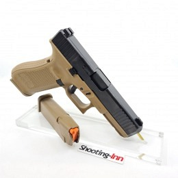 GLOCK 17 Gen 5, French Army Style, coyote
