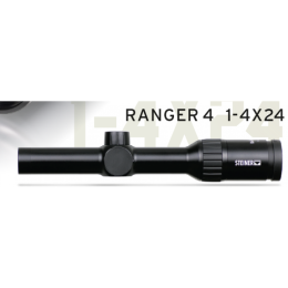 Steiner Ranger 4  1-4x24, reticle 4A-I, illuminated, rail mount
