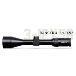 Steiner Ranger 4  3-12x56, reticle 4A-I, illuminated