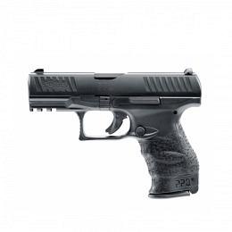 Walther PPQ M2, 9mm Para,  schwarz, 15 Schuss, PS, AM