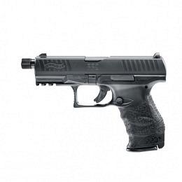 """Walther PPQ M2 Navy, 9mm Para, schwarz, 15+17 Schuss, SD 1/2""""x28, PS"""