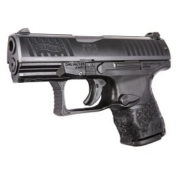 Walther PPQ M2 Subcompact, 9mm Para, schwarz, 10 o.V., 10 m.V. + 15 Schuss, PS