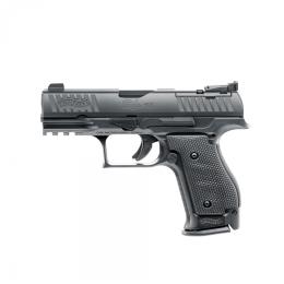 Walther Q4 SF, 9mm Para, Sportvisierung, Optic Ready, 15 Schuss