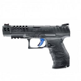 Walther Q5 MATCH CHAMPION, 9mm Para, schwarz, 3x 15+2 Schuss, AM,
