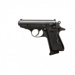 Walther PPK/S, 380 AUTO, schwarz, 7 Schuss