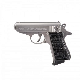 Walther PPK/S, 380 AUTO, stainless, 7 Schuss