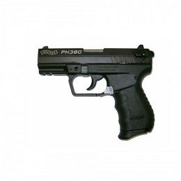 Walther PK380, 380 AUTO, schwarz, 8 Schuss