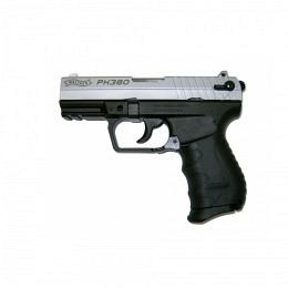 Walther PK380, 380 AUTO, nickel, 8 Schuss