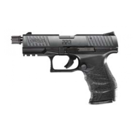 """Walther PPQ M2 Tactical, 22 LR, SD 1/2""""x28 TPI, 12 Schuss"""