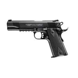 Walther Colt 1911 Rail Gun, 22 LR, 12 Schuss