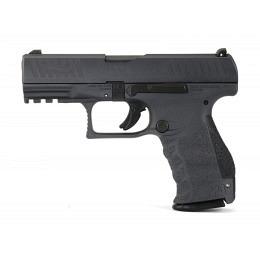 Walther PPQ M2 Stealth, 9mm Para, Cerakote Stealth Gray, 15 Schuss