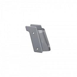 Walther Griffschale SF Alu, grau, Q5 SF/Q4 SF
