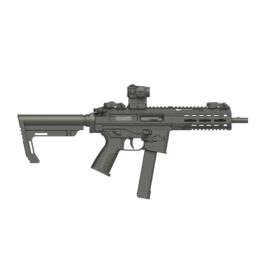 B&T SPC9 G Halbautomat, 230mm, 9mm Para mit Aimpoint®